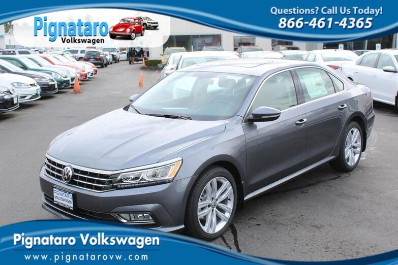 2018 Volkswagen Passat 2.0T SE with Technology Everett WA