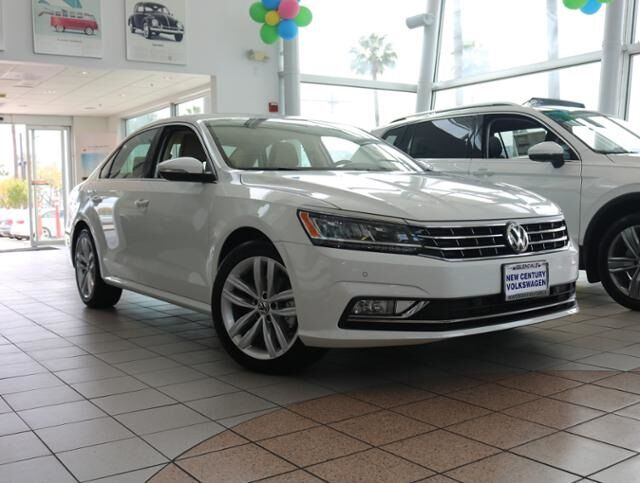 2018 Volkswagen Passat 2.0T SE with Technology Glendale CA