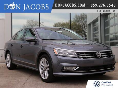 2018 Volkswagen Passat 2.0T SEL Premium Lexington KY