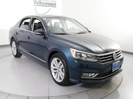2018_Volkswagen_Passat_2.0T SEL Premium_ Longview TX