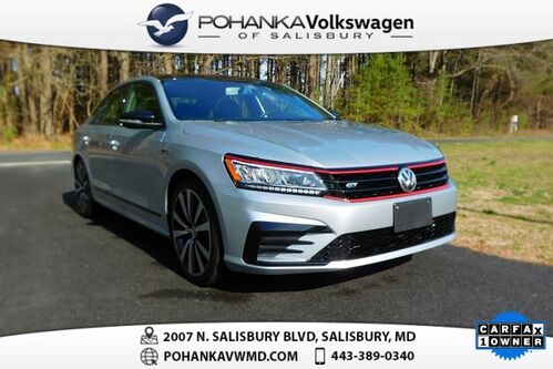 2018_Volkswagen_Passat_3.6L V6 GT ** CERTIFIED ** LEATHER SUNROOF **_ Salisbury MD