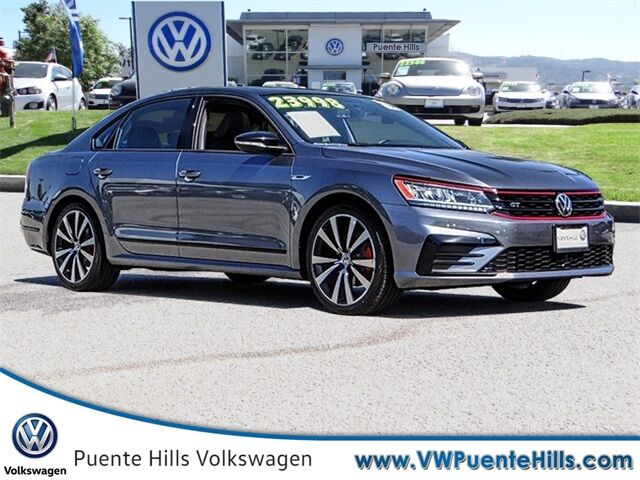 2018 Volkswagen Passat 3.6L V6 GT City of Industry CA