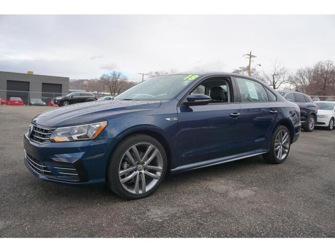 2018 Volkswagen Passat R-LINE Salt Lake City UT
