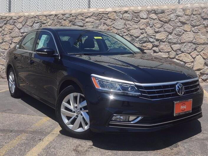 2018 Volkswagen Passat SE El Paso TX