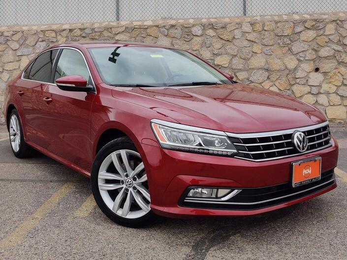 2018 Volkswagen Passat SE w/Technology El Paso TX
