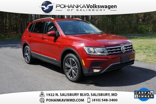 2018_Volkswagen_Tiguan_4Motion_ Salisbury MD