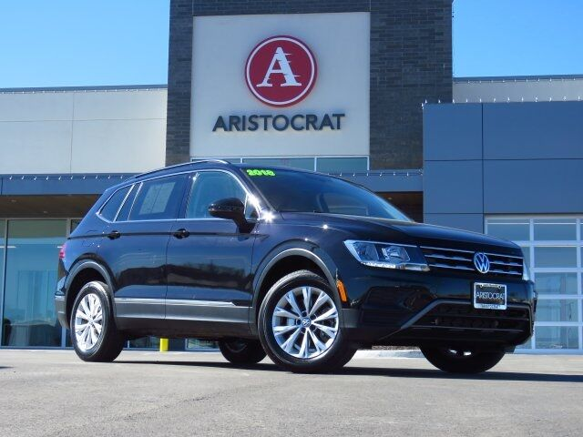2018 Volkswagen Tiguan Lee's Summit MO