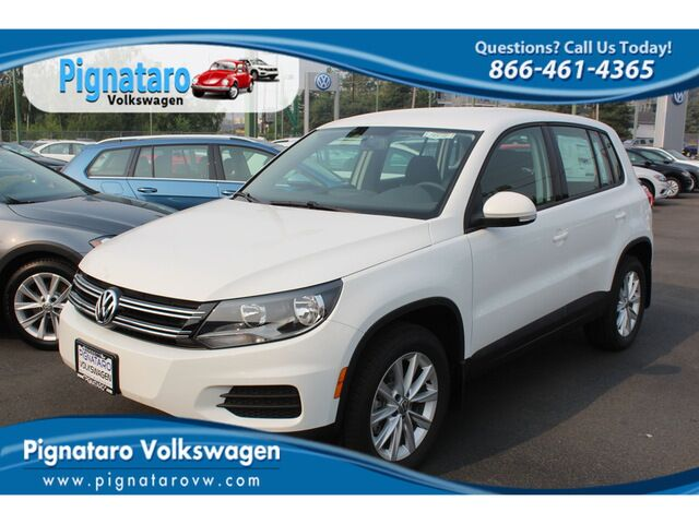 2018 Volkswagen Tiguan 2.0T 4MOTION Limited Everett WA