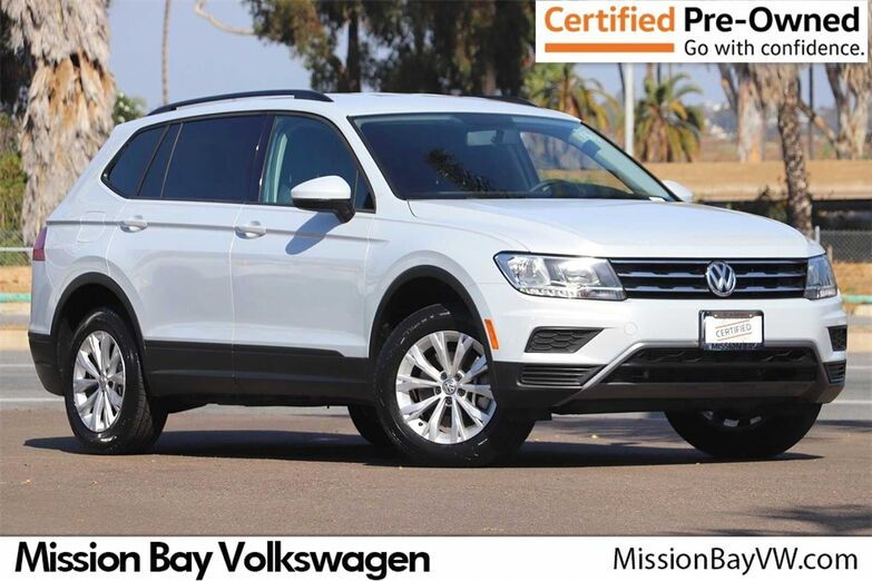 2018 Volkswagen Tiguan 2.0T S 3RD ROW SEATING San Diego CA