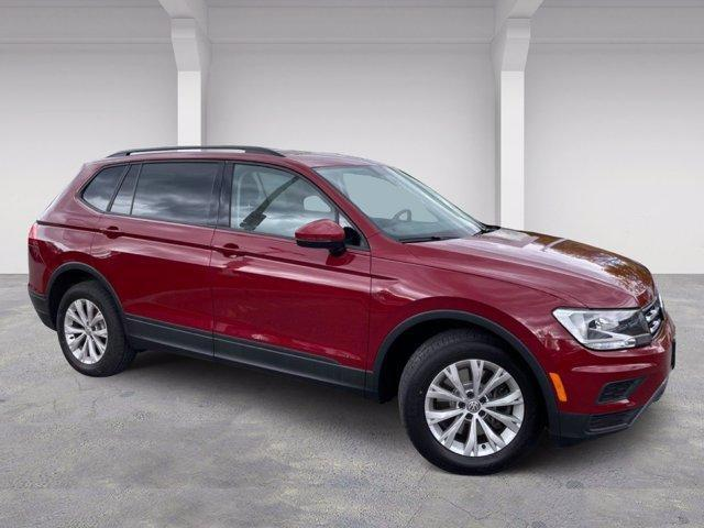 2018 Volkswagen Tiguan 2.0T S 4MOTION Westborough MA