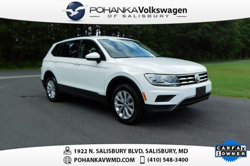 2018_Volkswagen_Tiguan_2.0T S 4Motion ** 0% FINANCING AVAILABLE **_ Salisbury MD