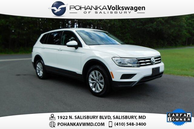 2018 Volkswagen Tiguan 2.0T S 4Motion ** 0% FINANCING AVAILABLE ** Salisbury MD