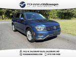 2018 Volkswagen Tiguan 2.0T S 4Motion ** VW CERTIFIED **