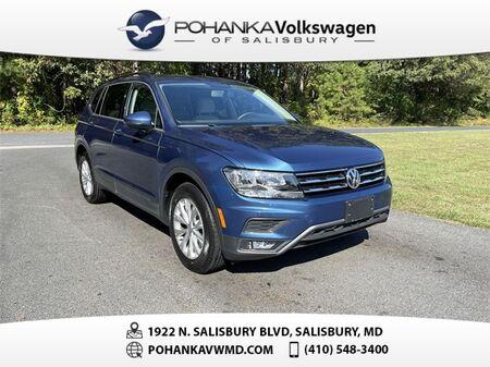 2018_Volkswagen_Tiguan_2.0T S 4Motion ** VW CERTIFIED **_ Salisbury MD