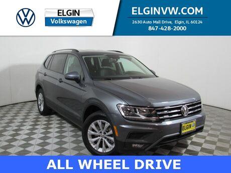 2018 Volkswagen Tiguan 2.0T S 4Motion Elgin IL