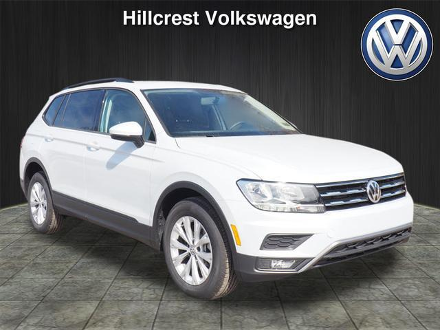 2018 Volkswagen Tiguan 2.0T S 4Motion Lower Burrell PA
