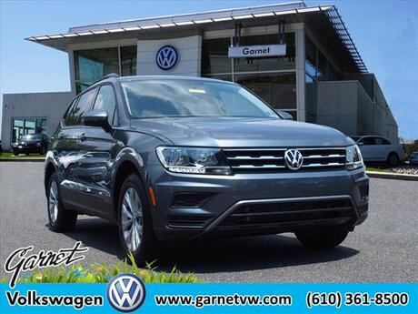2018 Volkswagen Tiguan 2.0T S 4Motion w/3rd Row West Chester PA