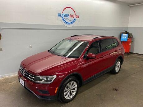 2018 Volkswagen Tiguan 2.0T S Holliston MA