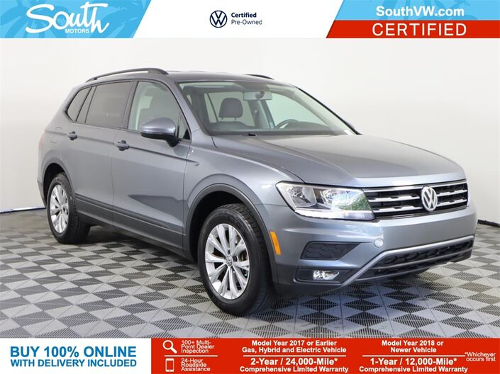 2018 Volkswagen Tiguan 2.0T S Miami FL
