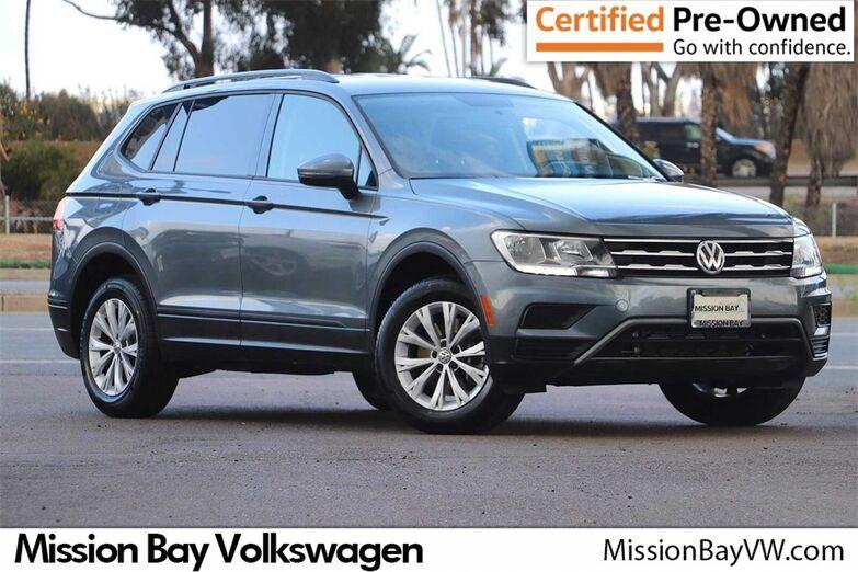2018 Volkswagen Tiguan 2.0T S San Diego CA
