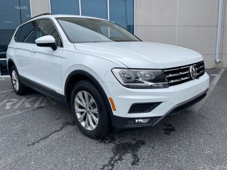2018_Volkswagen_Tiguan_2.0T SE ** Pohanka Certified 10 Year / 100,000  **_ Salisbury MD