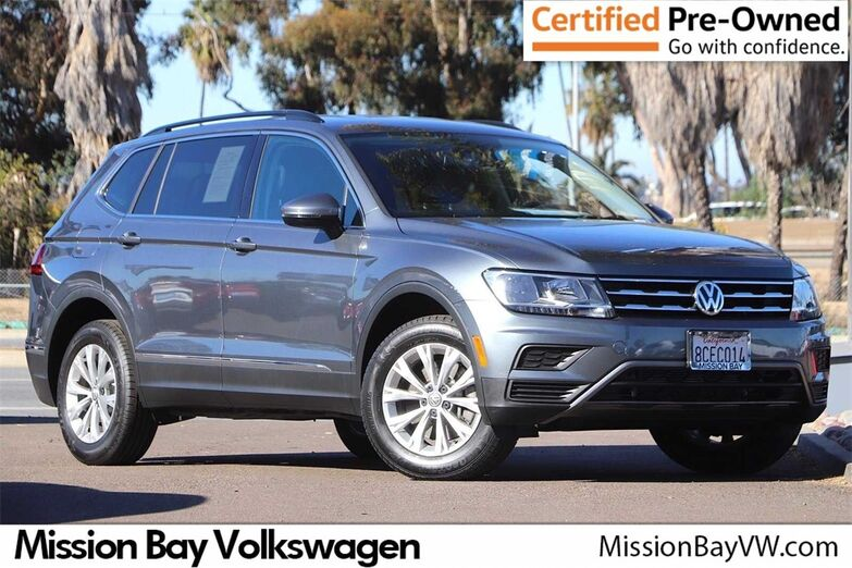 2018 Volkswagen Tiguan 2.0T SE 3RD ROW SEATING San Diego CA