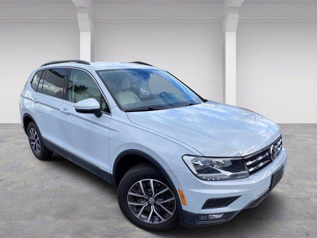 2018 Volkswagen Tiguan 2.0T SE 4MOTION Westborough MA