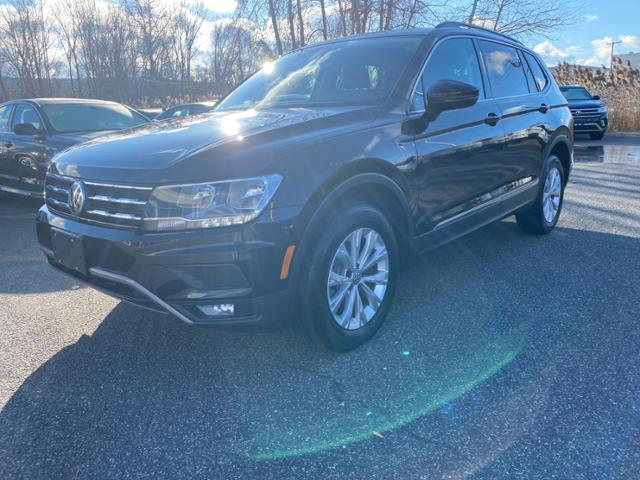 2018 Volkswagen Tiguan 2.0T SE 4MOTION Pittsfield MA
