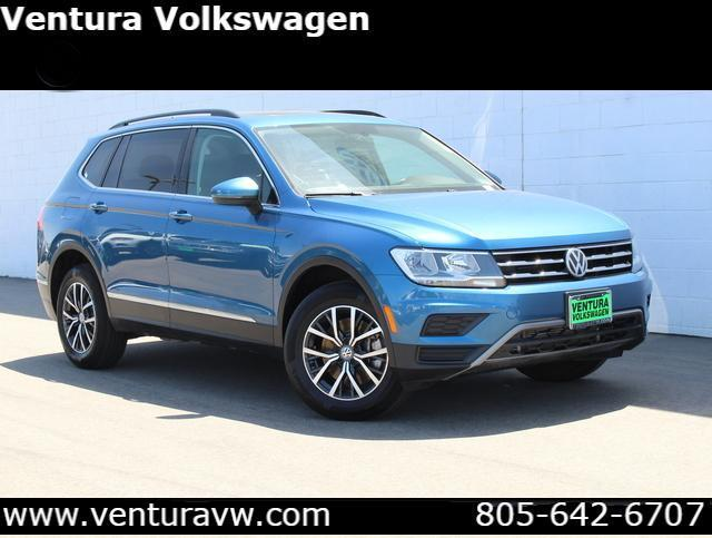2018 Volkswagen Tiguan 2.0T SE 4MOTION Ventura CA