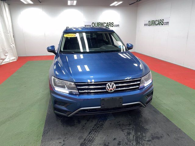 2018 Volkswagen Tiguan 2.0T SE 4MOTION W/ 3RD ROW Manchester NH