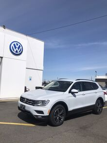2018_Volkswagen_Tiguan_2.0T SE 4MOTION_ Yakima WA