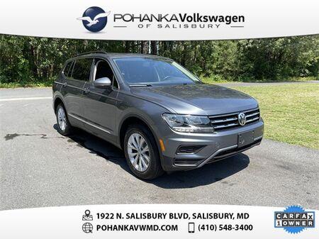 2018_Volkswagen_Tiguan_2.0T SE 4Motion ** CERTIFIED WARRANTY **_ Salisbury MD