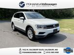2018 Volkswagen Tiguan 2.0T SE 4Motion  ** VW CERTIFIED **