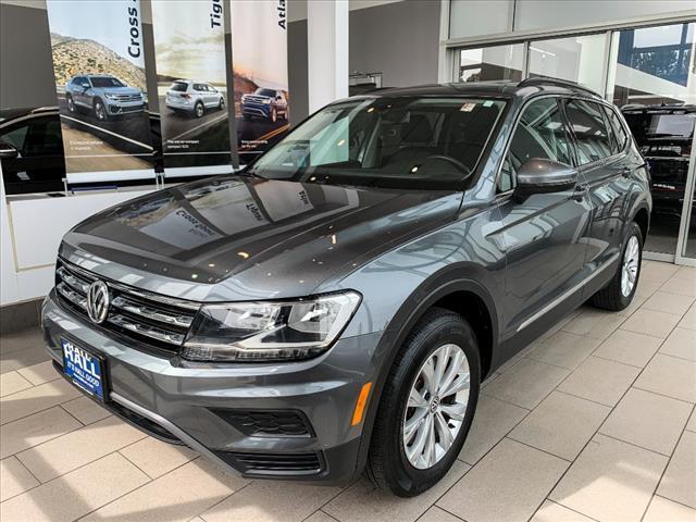 2018 Volkswagen Tiguan 2.0T SE 4Motion Brookfield WI