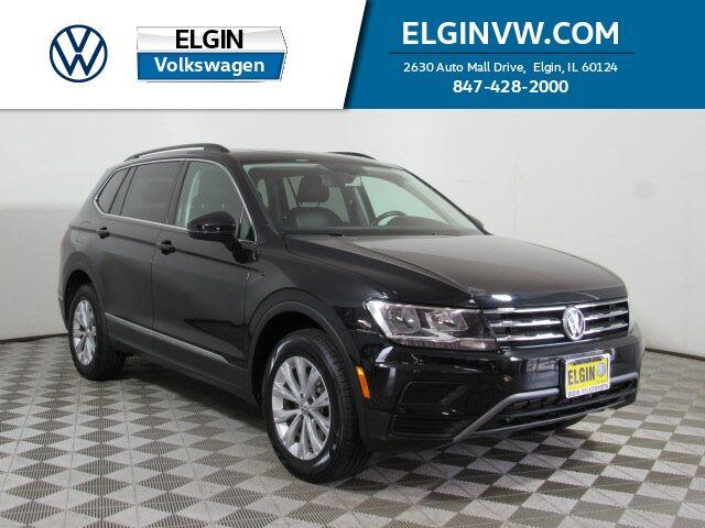2018 Volkswagen Tiguan 2.0T SE 4Motion Elgin IL