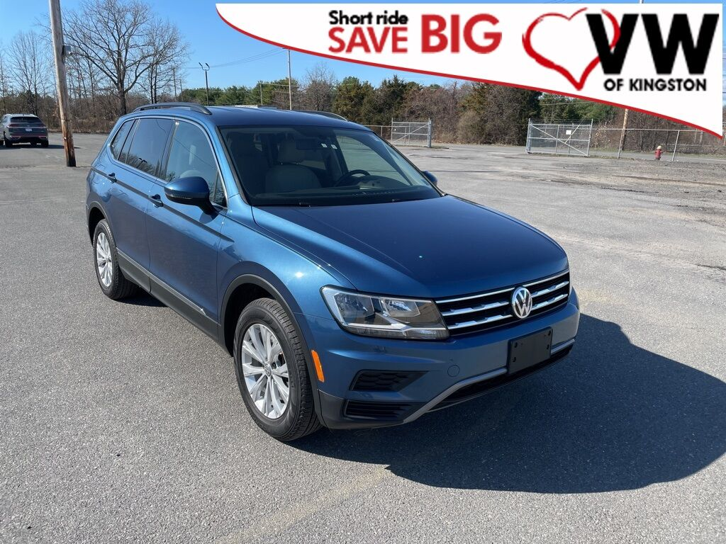 2018_Volkswagen_Tiguan_2.0T SE 4Motion_ Kingston NY