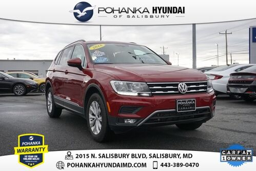 2018_Volkswagen_Tiguan_2.0T SE  4Motion **ONE OWNER**_ Salisbury MD