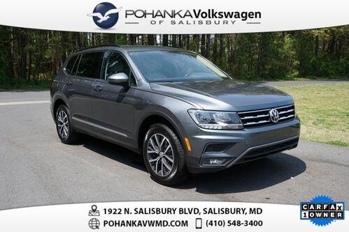 2018_Volkswagen_Tiguan_2.0T SE 4Motion_ Salisbury MD