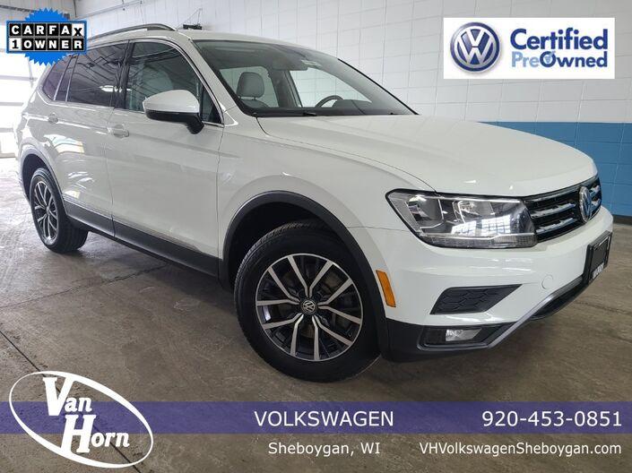 2018 Volkswagen Tiguan 2.0T SE 4Motion Sheboygan WI