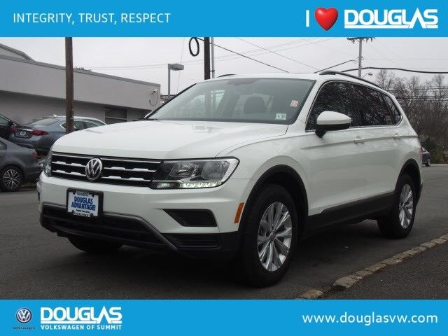 2018 Volkswagen Tiguan 2.0T SE 4Motion Summit NJ