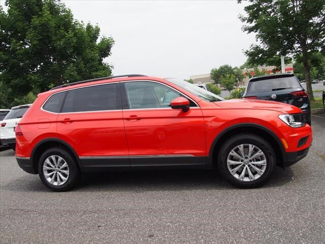 2018 Volkswagen Tiguan 2.0T SE 4Motion w/Pano Roof West Chester PA