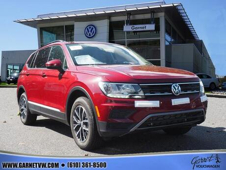 2018 Volkswagen Tiguan 2.0T SE 4Motion w/Pano Roof & 3rd Row West Chester PA