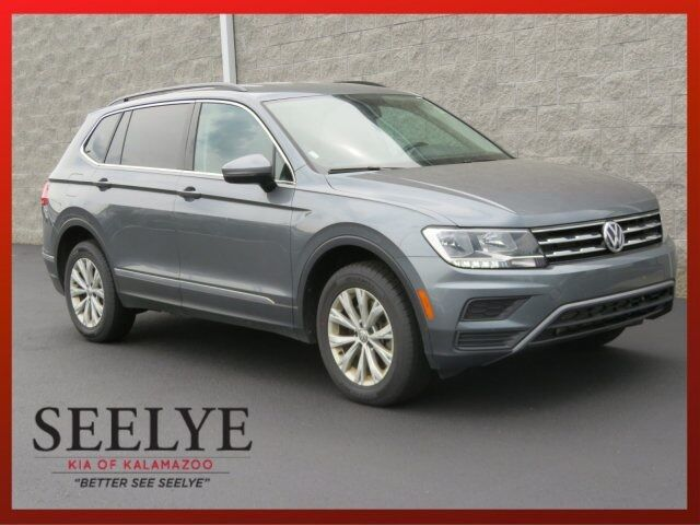 2018 Volkswagen Tiguan 2.0T SE Battle Creek MI