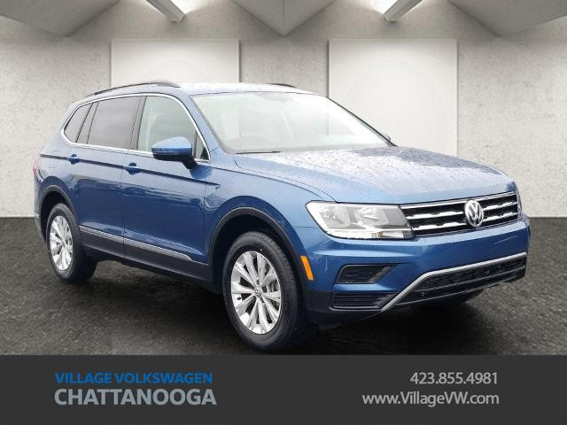 2018 Volkswagen Tiguan 2.0T SE Chattanooga TN