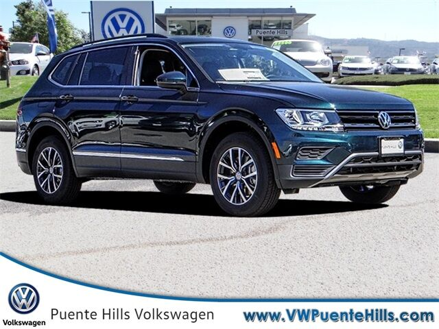 2018 Volkswagen Tiguan 2.0T SE City of Industry CA