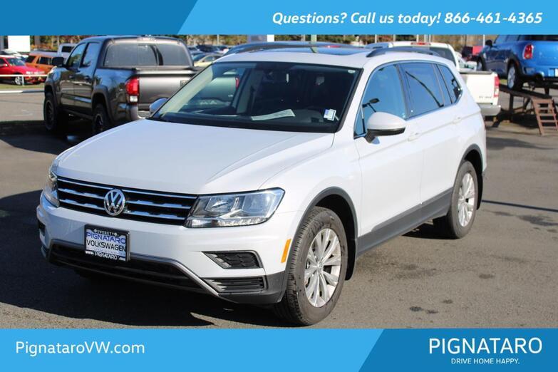 2018 Volkswagen Tiguan 2.0T SE Everett WA