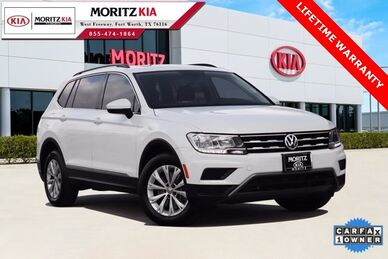 Used Volkswagen Tiguan Fort Worth Tx