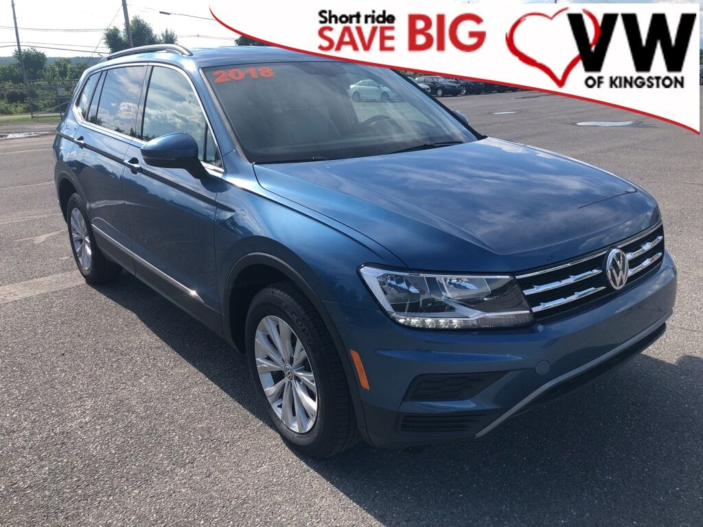 2018_Volkswagen_Tiguan_2.0T SE_ Kingston NY