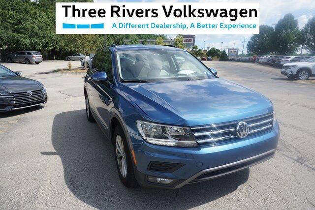 2018 Volkswagen Tiguan 2.0T SE Pittsburgh PA