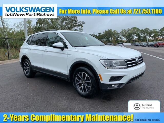 2018 Volkswagen Tiguan 2.0T SE New Port Richey FL